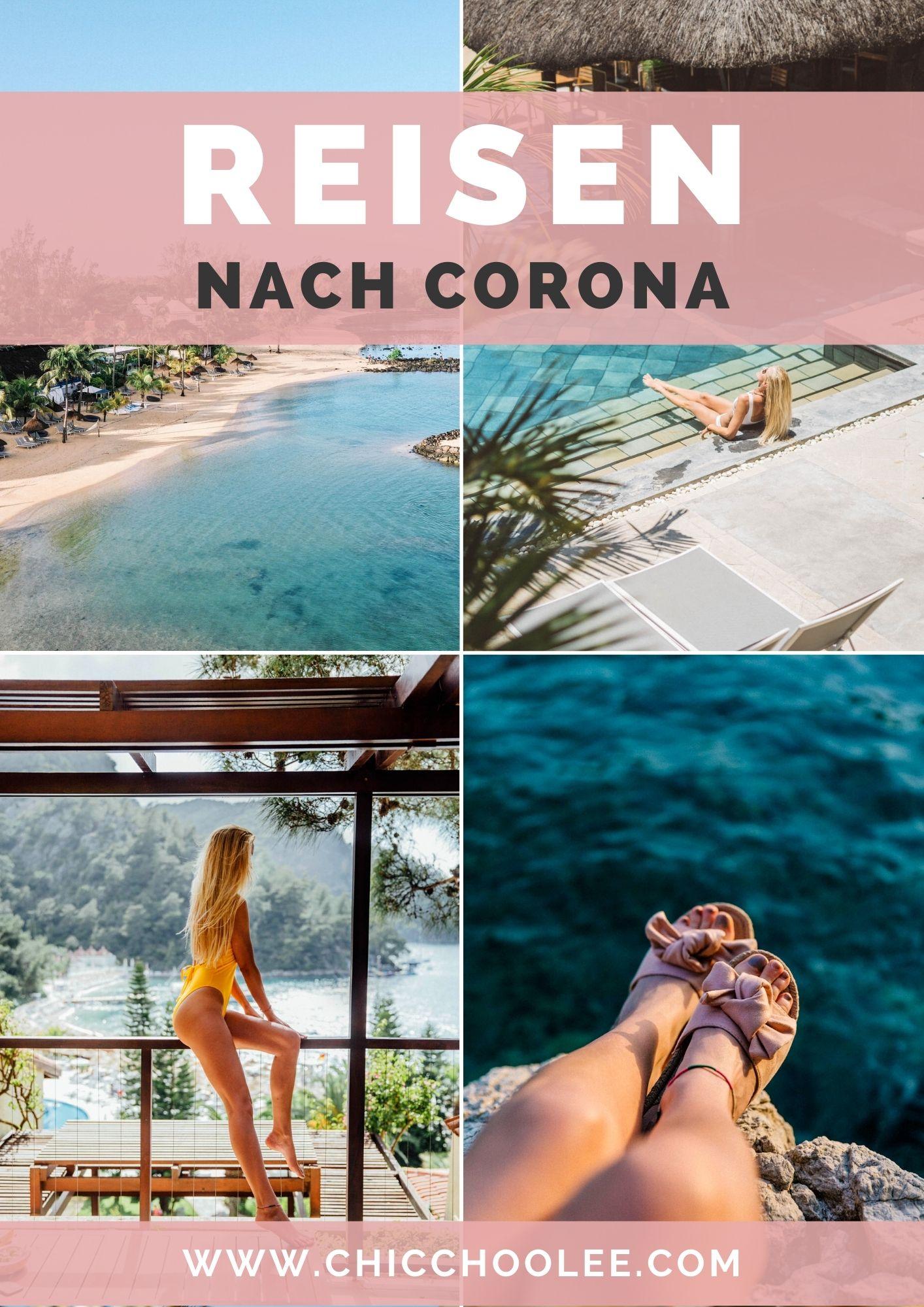 Reisen nach Corona