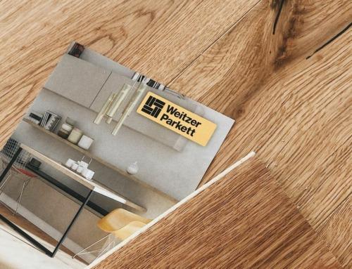 Unser Holzboden von Weitzer Parkett