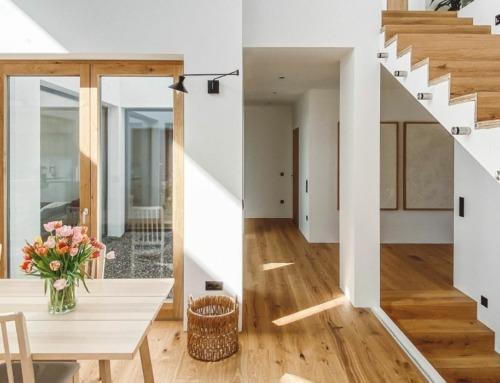 Hausbau Update V – Fertigstellung & Einzug