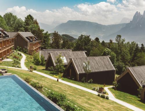 ADLER Lodge RITTEN – Ein Hideaway über Bozens Dächer umgeben von schönster Naturlandschaft