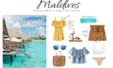 What to Pack: Maldives   Was muss in den Koffer