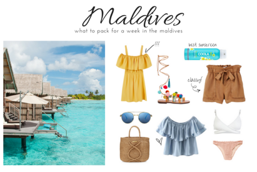 What to Pack: Maldives | Was muss in den Koffer