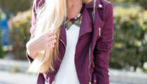 Fall Outfit: Ivyrevel Rebel Jacket