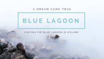 Visiting the famous Blue Lagoon Iceland