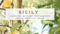 Sicily | The Most Beautiful Beaches, Restaurants and Ice Cream