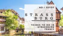 Straßbourg: My Tipps for a Citytrip